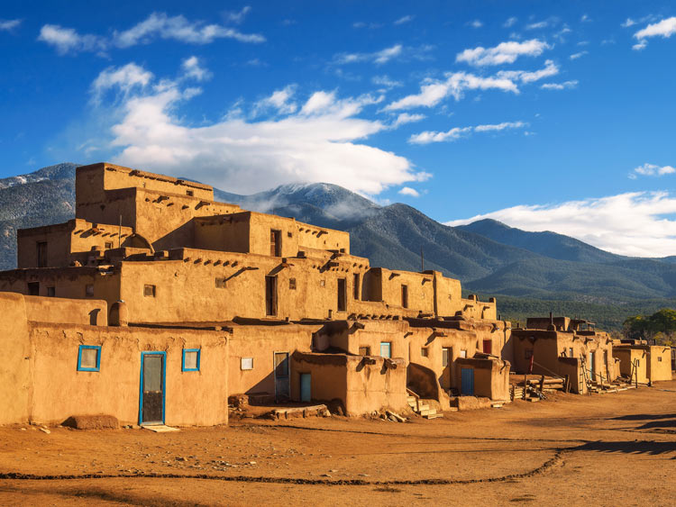 Taos Pueblo real estate New Mexico